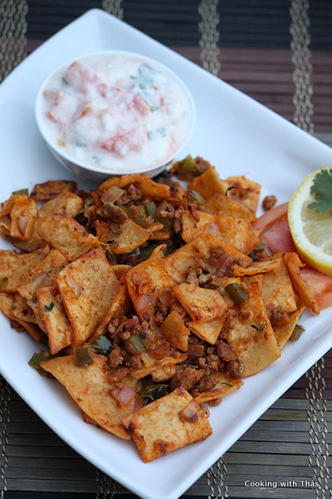 Kothu chapati