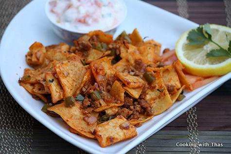 kothu-chapati