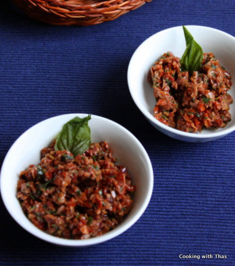olive-pesto