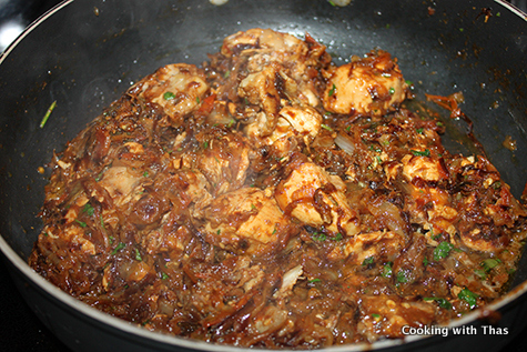 chicken masala for thalassery biryani