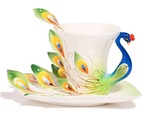 peacock cup giveaway