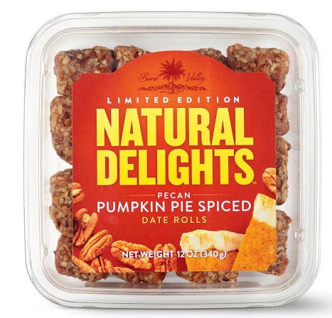 Natural Delights Pecan Pumpkin Pie Spice