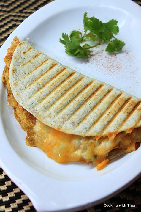 Omelette_Buritto
