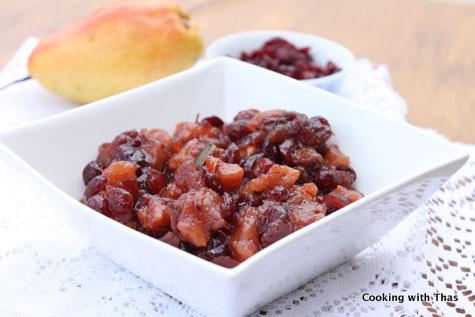 peach-and-cranberry-chutney