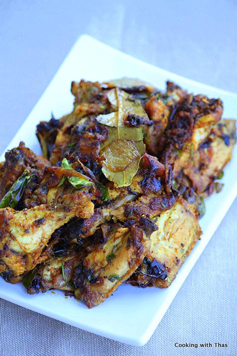 kerala-style-chicken-wings