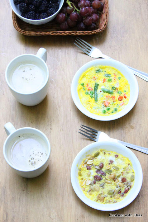 2-minutes-microwaved-egg-omelette